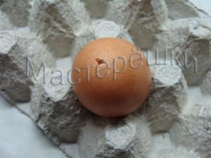 Дырочка в курином яйце копия