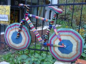 20 вязаный велосипед copy